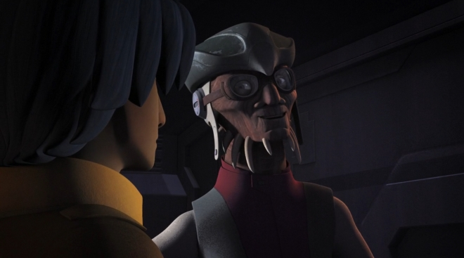 Hondo and Ezra