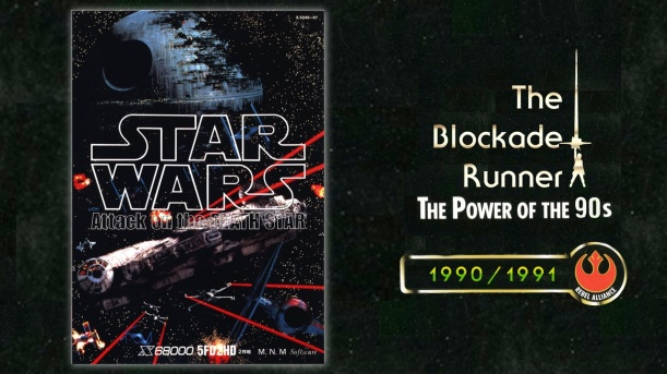 Power of the 90s Attack on Death Star Cover Art