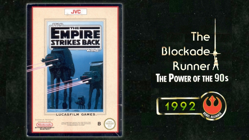 Power of the 90s NES Empire Cover Art