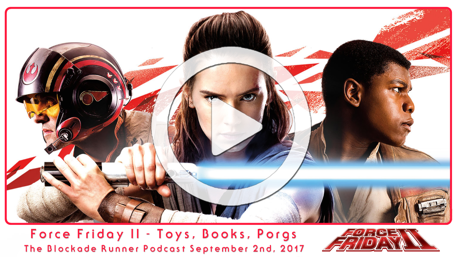 Force Friday II Ep Art Play Button