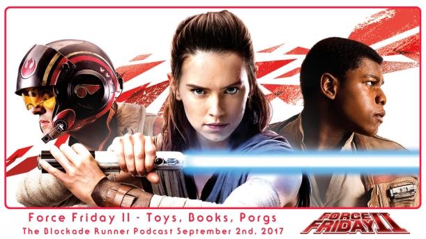 Force Friday II Ep Art
