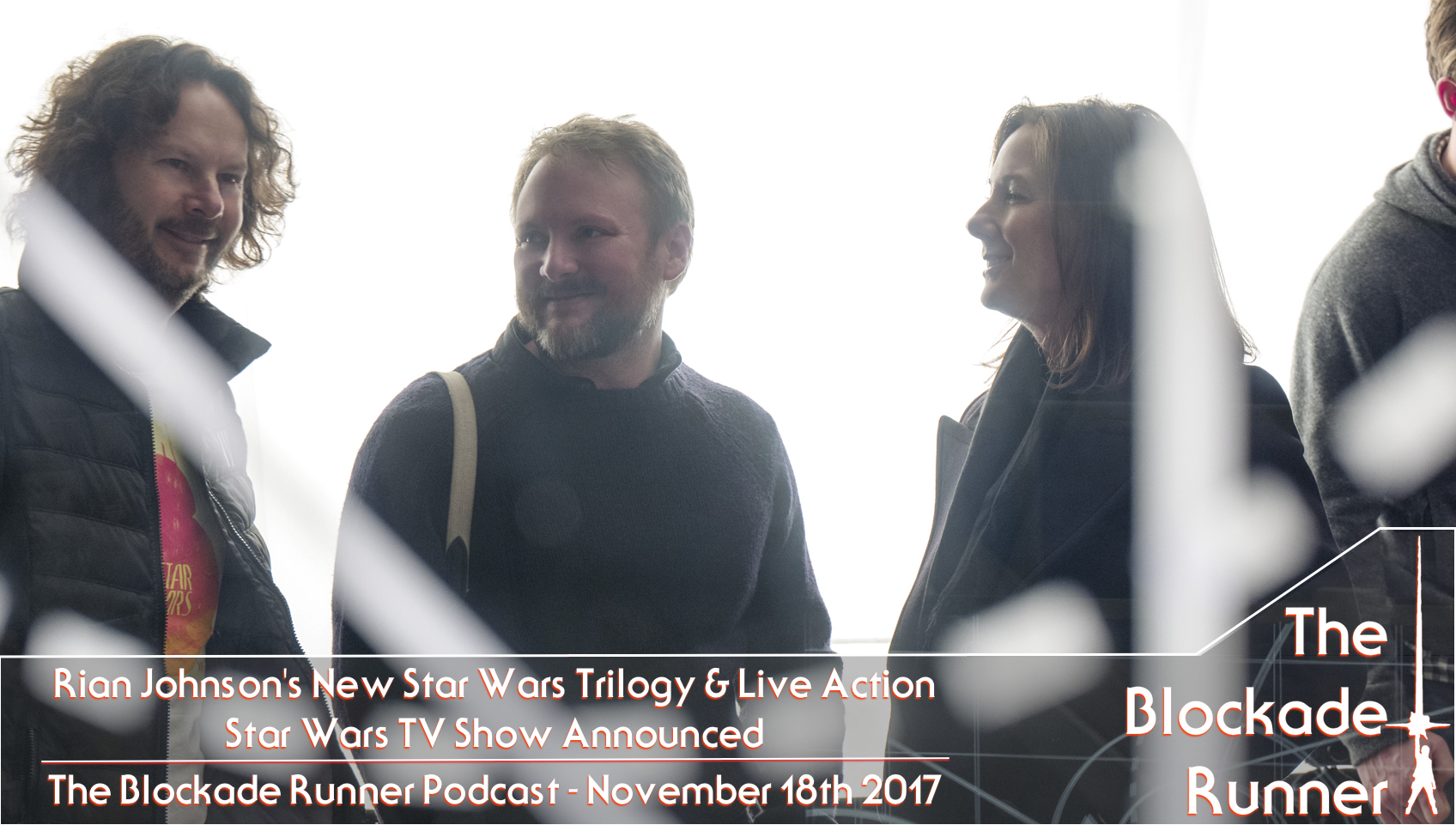 Rian Johnson Trilogy Cover