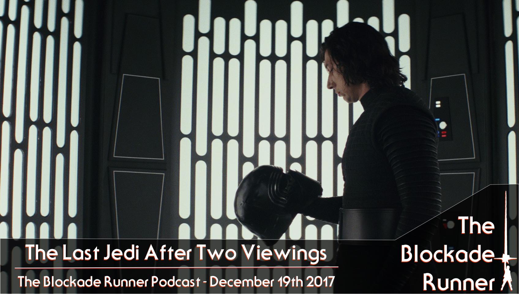 Last Jedi Reactions Show #3