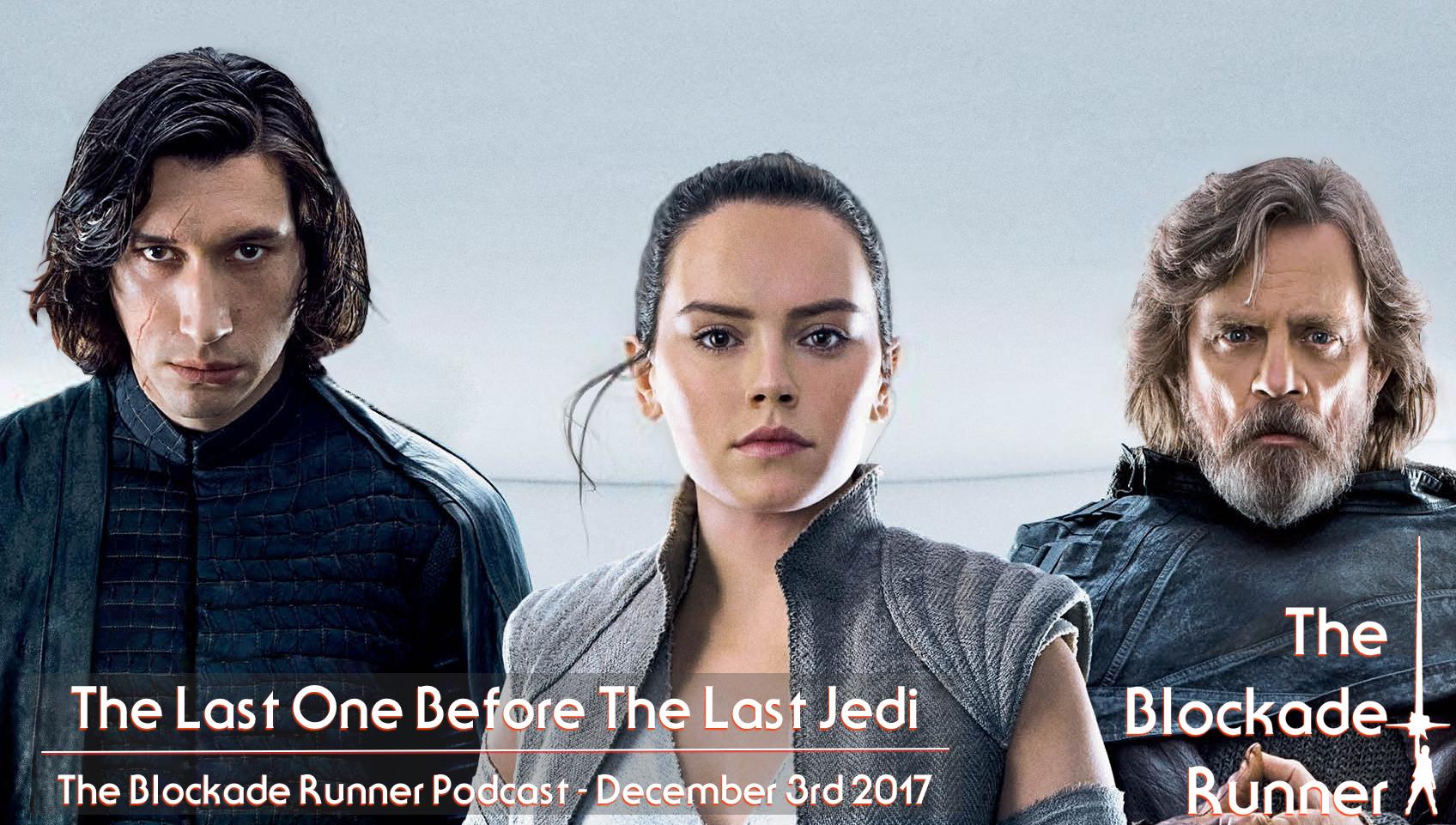 Last One Before Last Jedi Cover