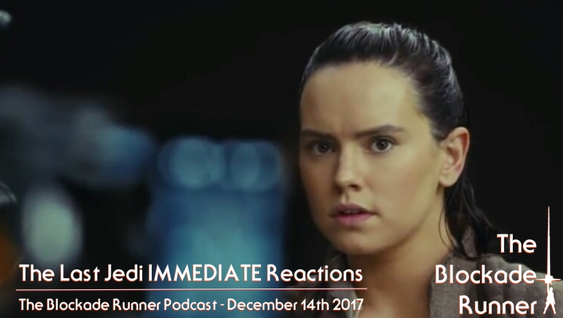 TLJ Immediate Reactions