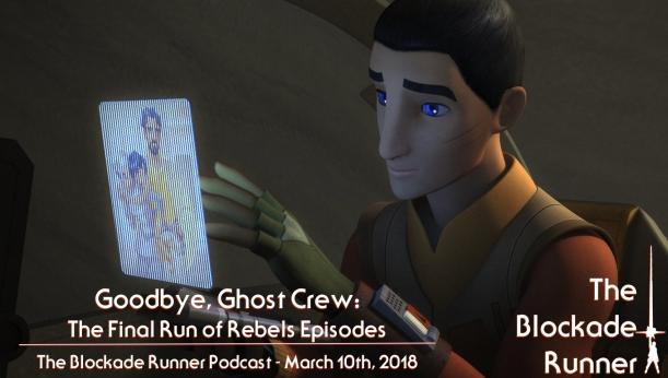 Goodbye Ghost Crew